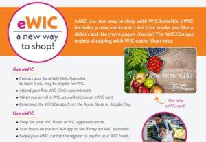 eWIC Fact Sheet